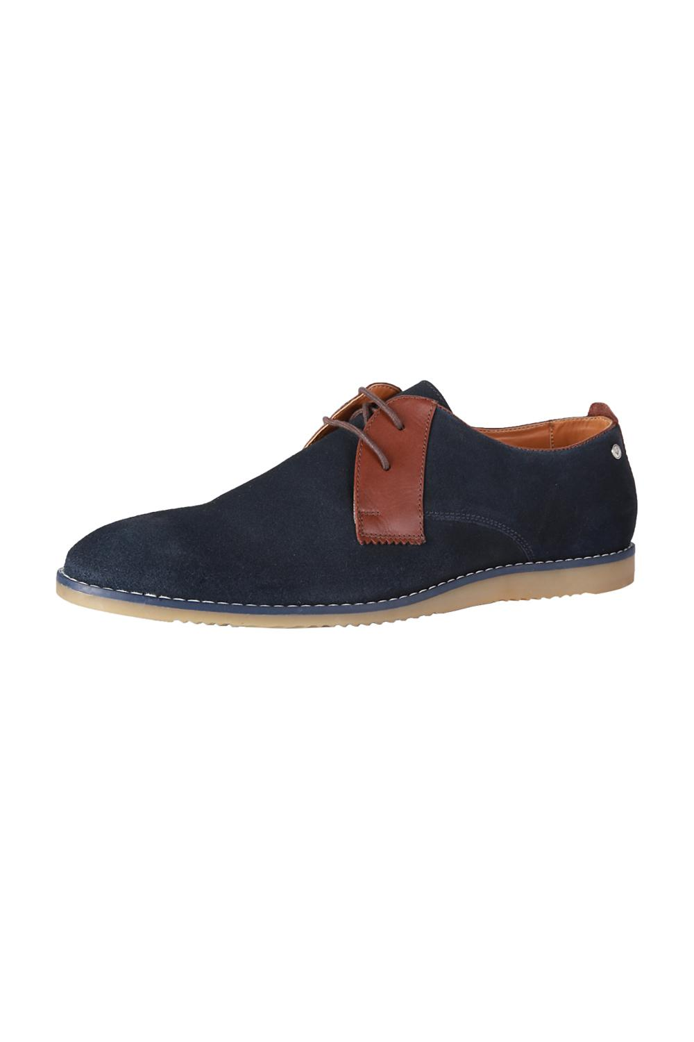 c755038b91427d Allen Solly Footwear, Allen Solly Navy Lace Up Shoes for Men at  Allensolly.com