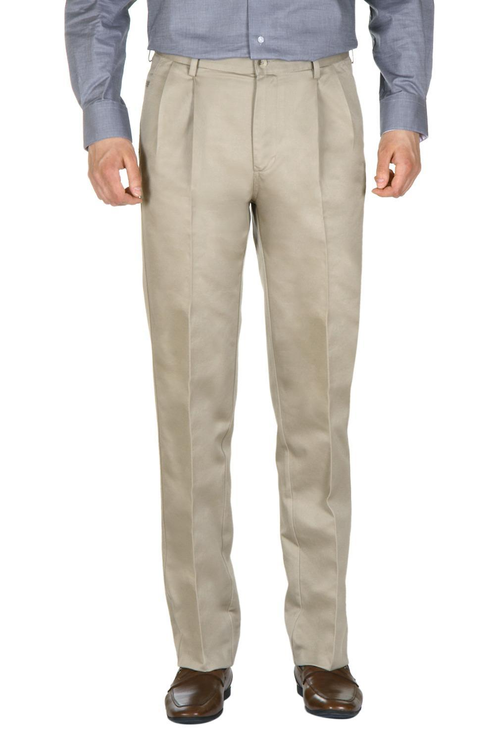 recognized brands catch classic shoes Allen Solly Trousers & Chinos, Cotton Business Casual Pleated Trousers for  Men at Allensolly.com