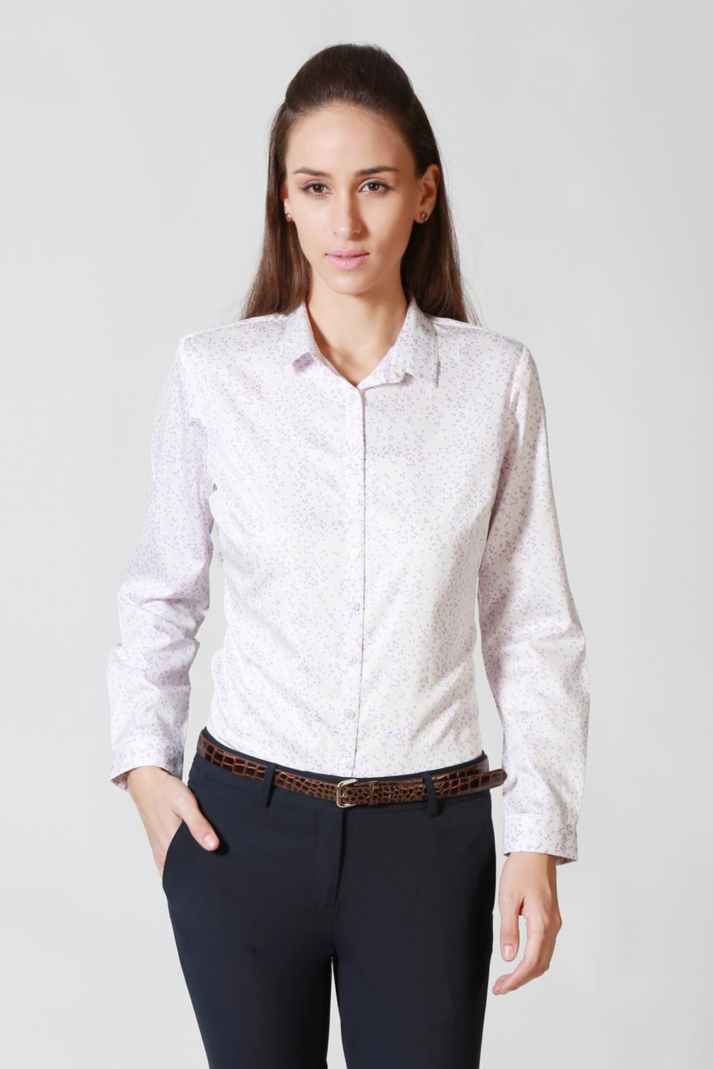 5ac835c7d3941 Solly Shirts & Blouses, Allen Solly White Shirt for Women at Allensolly.com