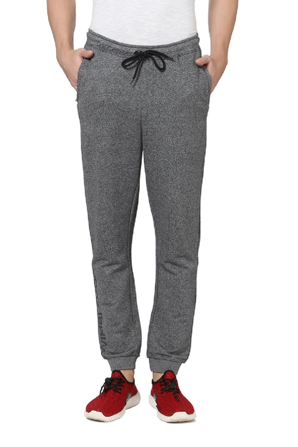 bd318aa515b84 Solly Sport Active Wear, Allen Solly Grey Wimbledon Track Pants for Men at  Allensolly.com