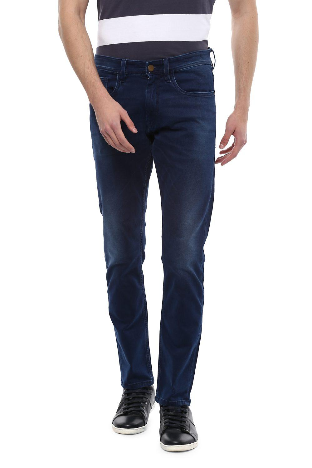 best service 94e3b 6763a Solly Jeans Co Jeans, Allen Solly Blue Jeans for Men at Allensolly.com
