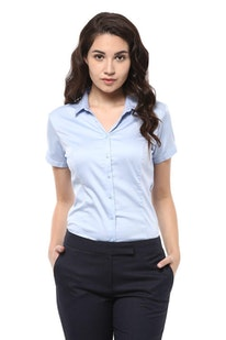 843d1b43f7 Buy Allen Solly Shirts   Blouses Online for Women