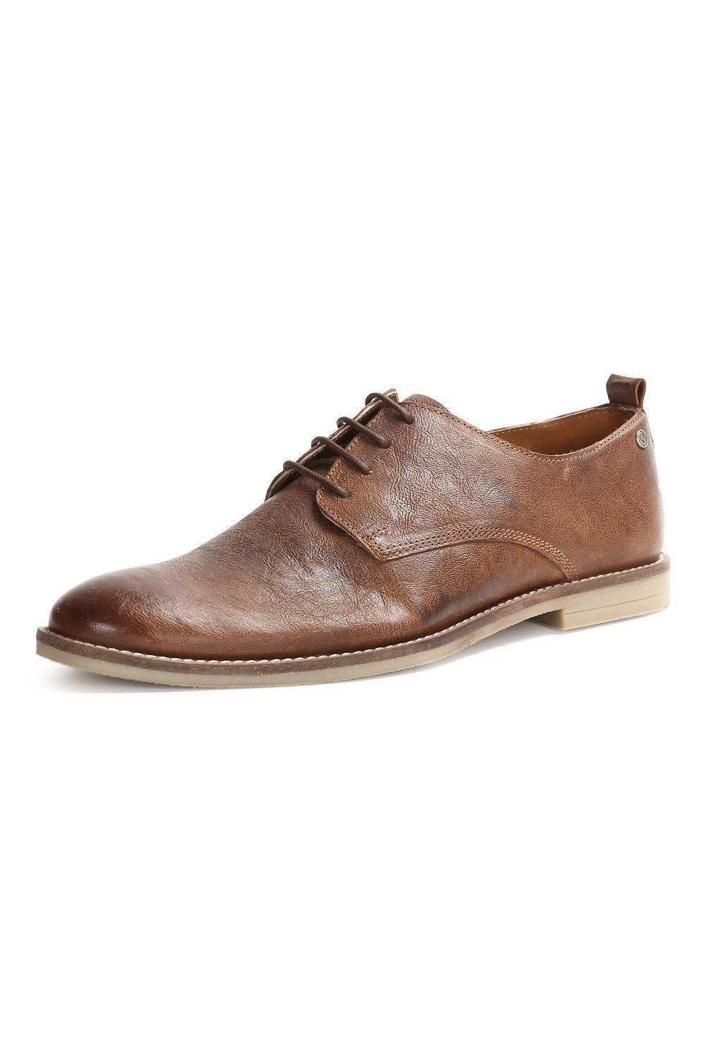 59676dea950 Solly Jeans Co Footwear, Allen Solly Tan Formal Shoes for Men at  Allensolly.com