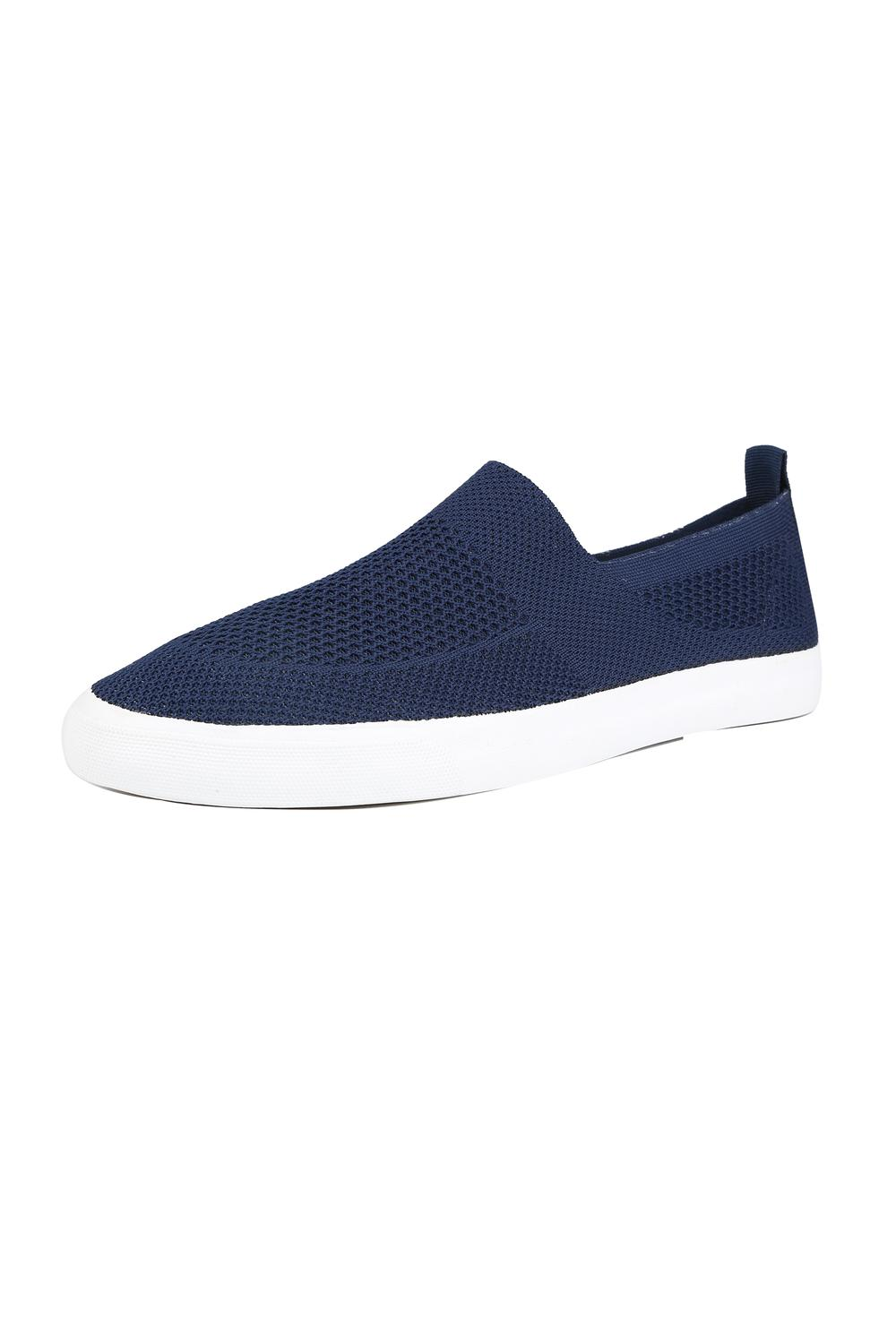 5c963f3496 Solly Sport Footwear, Allen Solly Navy Wimbledon Slip Ons for Men at  Allensolly.com