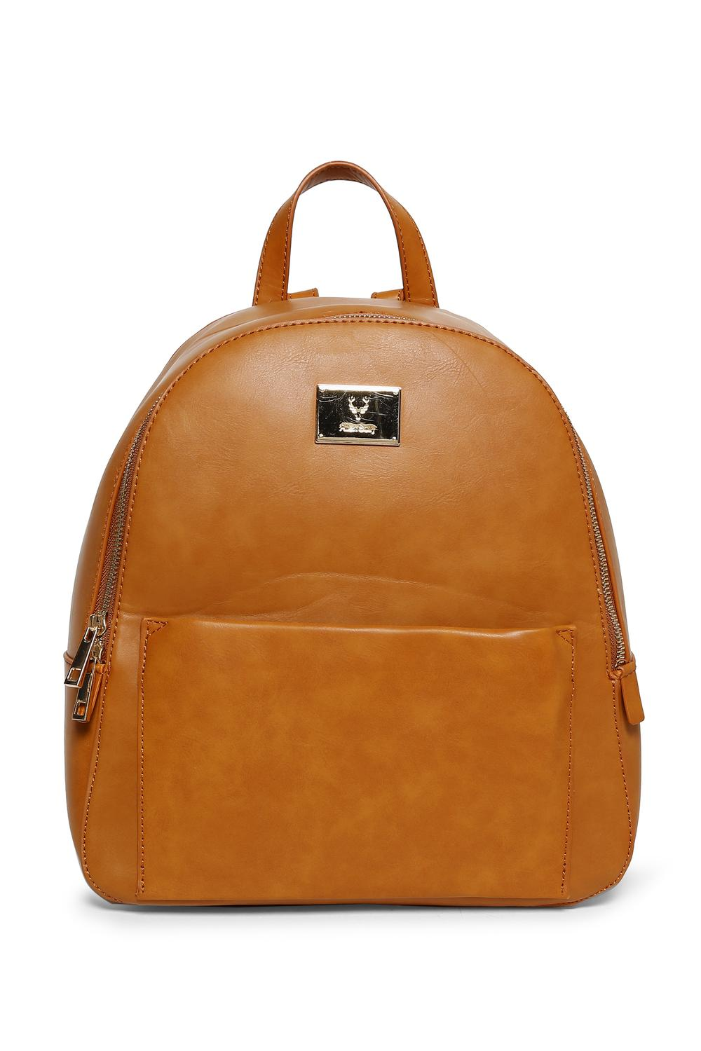 f1d4de94f2 Solly Fashion Accessories, Allen Solly Tan Backpack for Women at  Allensolly.com