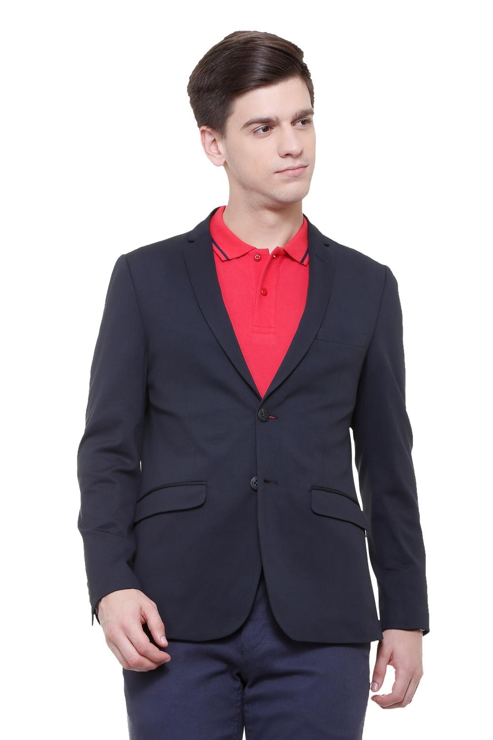Buy Mens Allen Solly Blazer Suits Online In India Allensolly Com