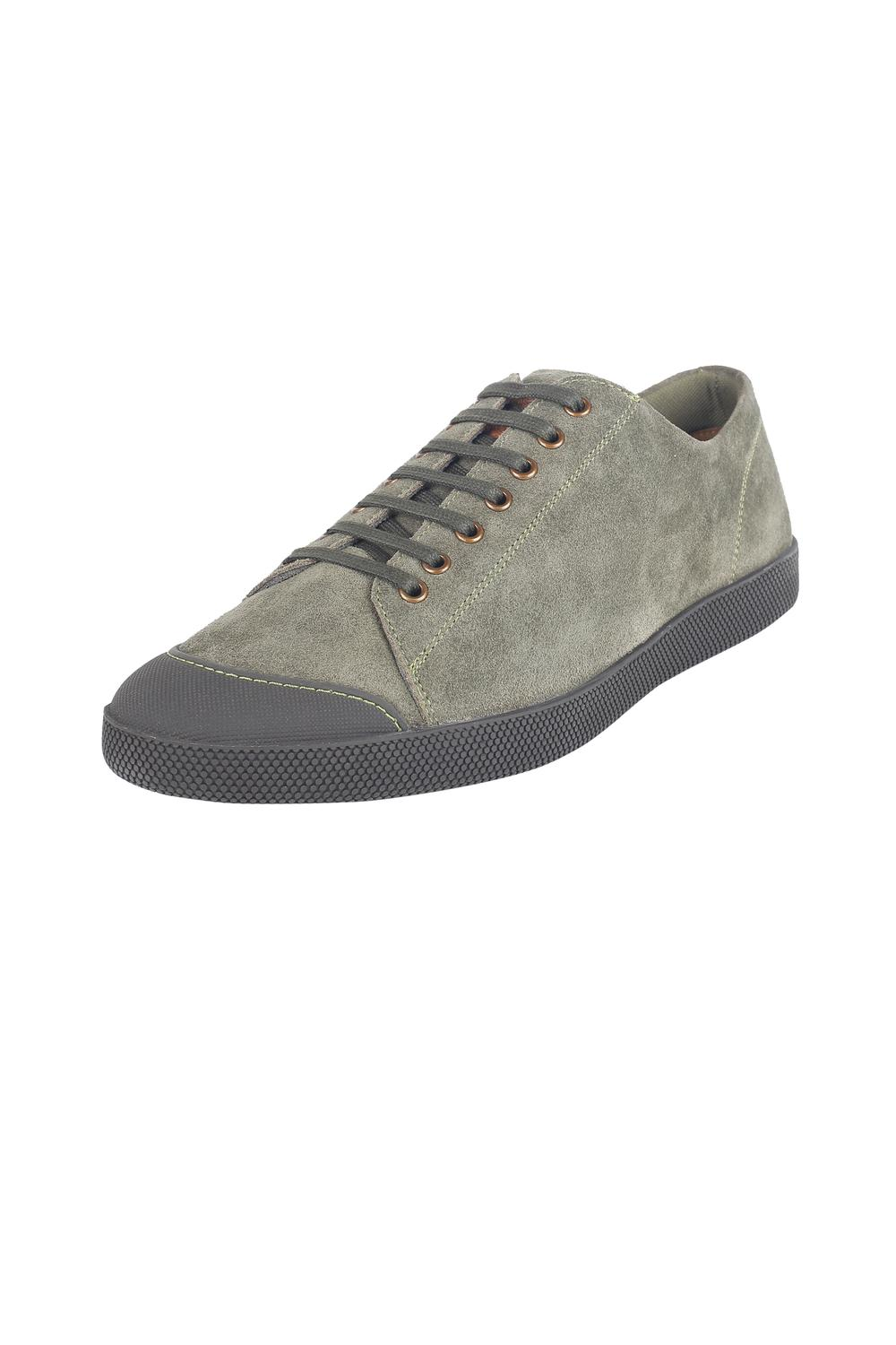 Allen Solly Green Casual Shoes