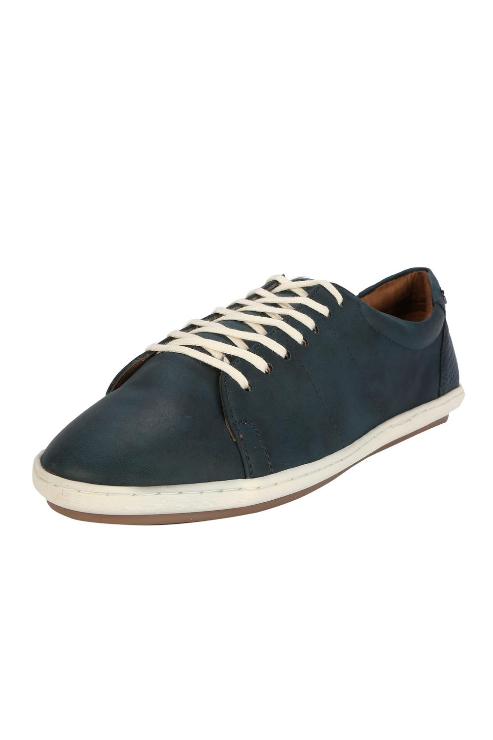 f86b8c7f7b Allen Solly Footwear, Allen Solly Blue Casual Shoes for Men at Allensolly .com
