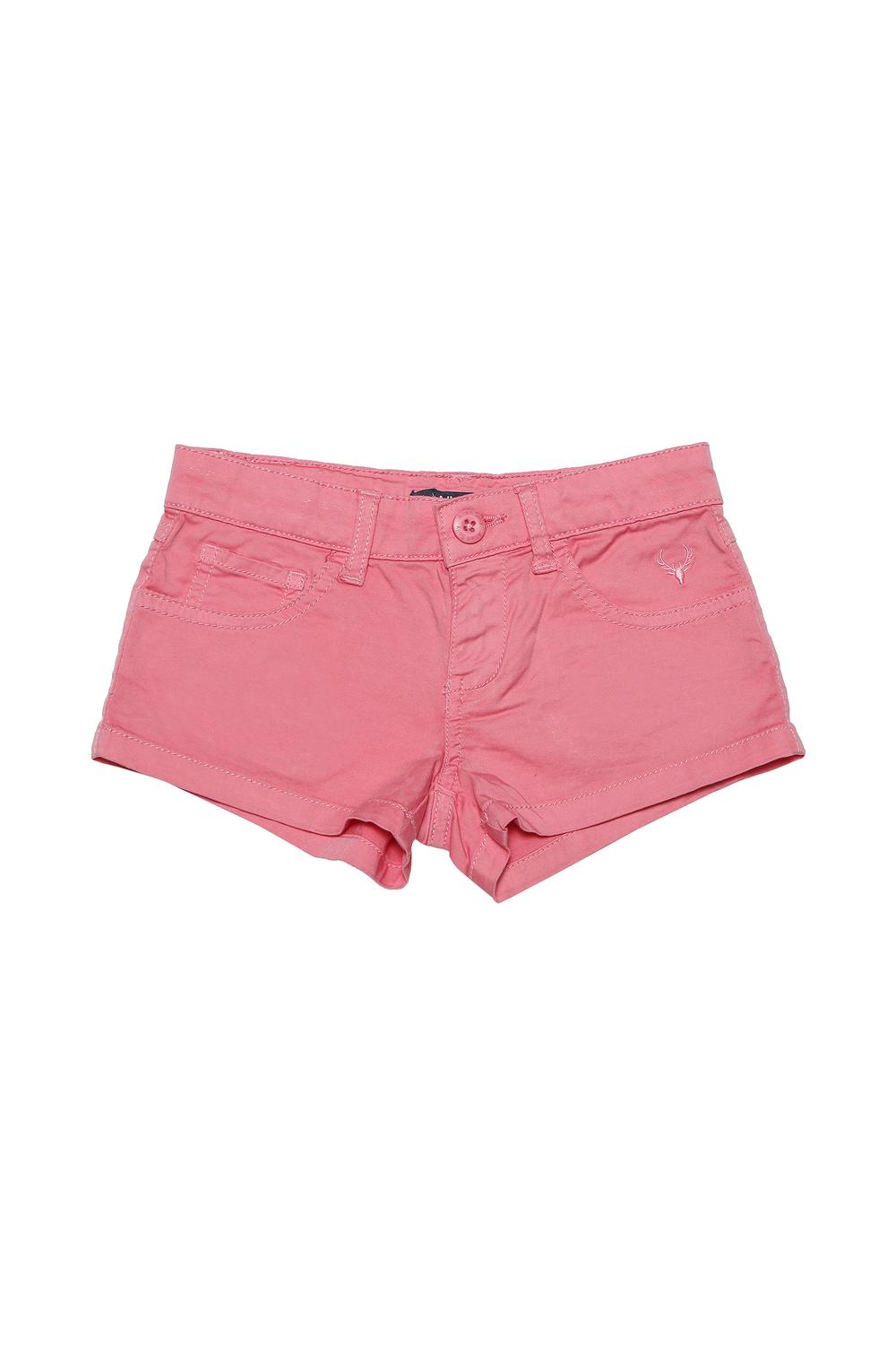 3bbcce801f Allen Solly Junior Shorts & Capris, Allen Solly Pink Shorts for Girls at  Allensolly.com