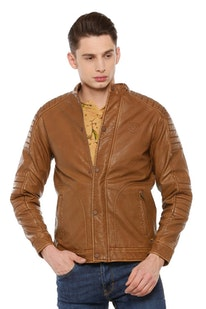 fa93bc4c Buy Mens Allen Solly Jacket,Leather Jacket Online in India ...