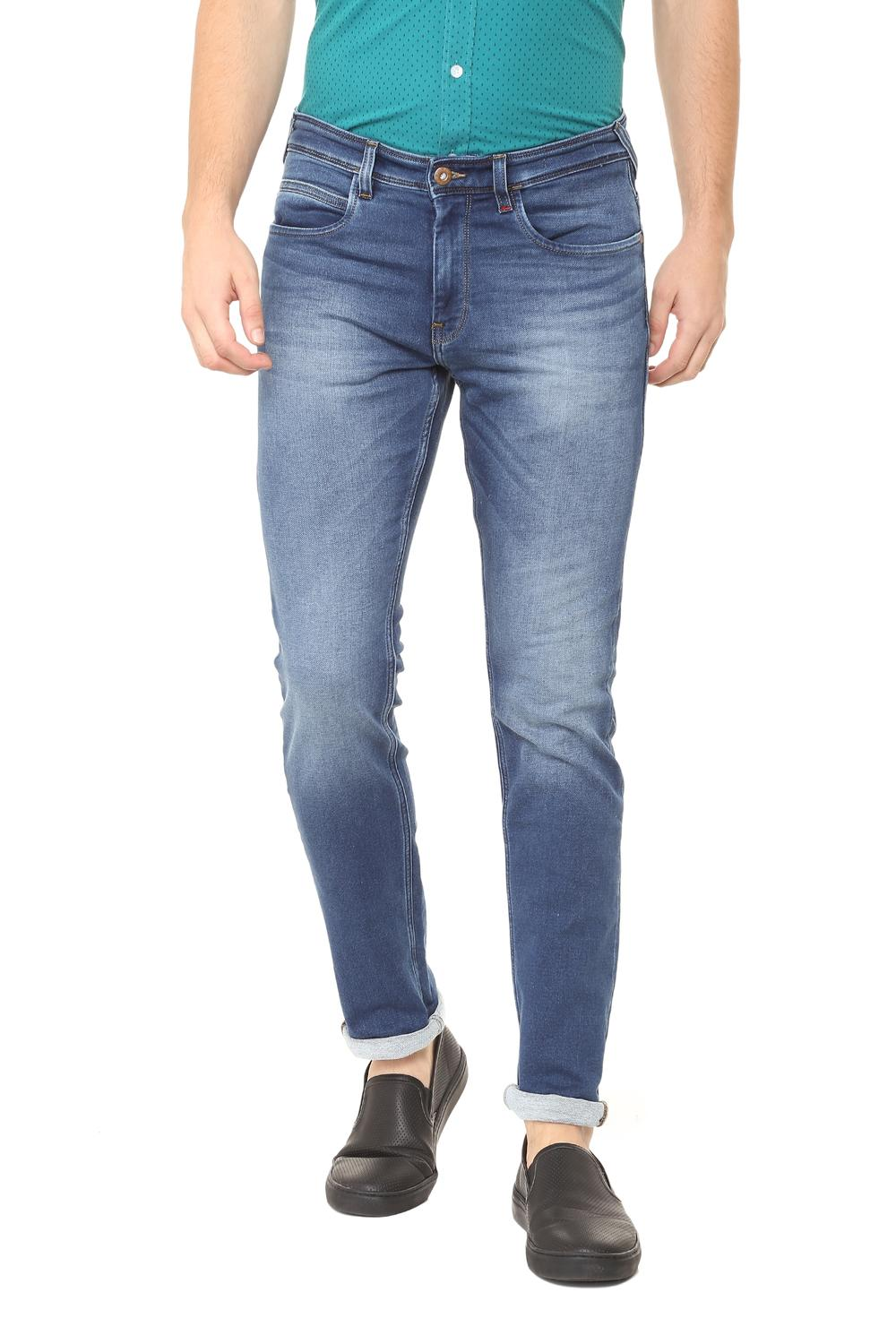 d7330270 Solly Jeans Co Jeans, Allen Solly Blue Jeans for Men at Allensolly.com