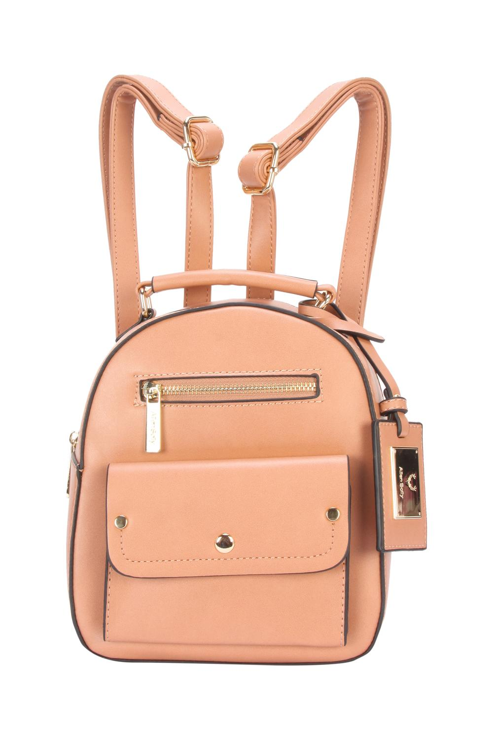 637725e2df Solly Fashion Accessories, Allen Solly Beige Backpack for Women at  Allensolly.com