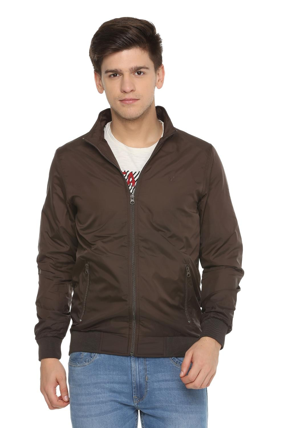 d156cdad514 Buy Mens Allen Solly Jacket