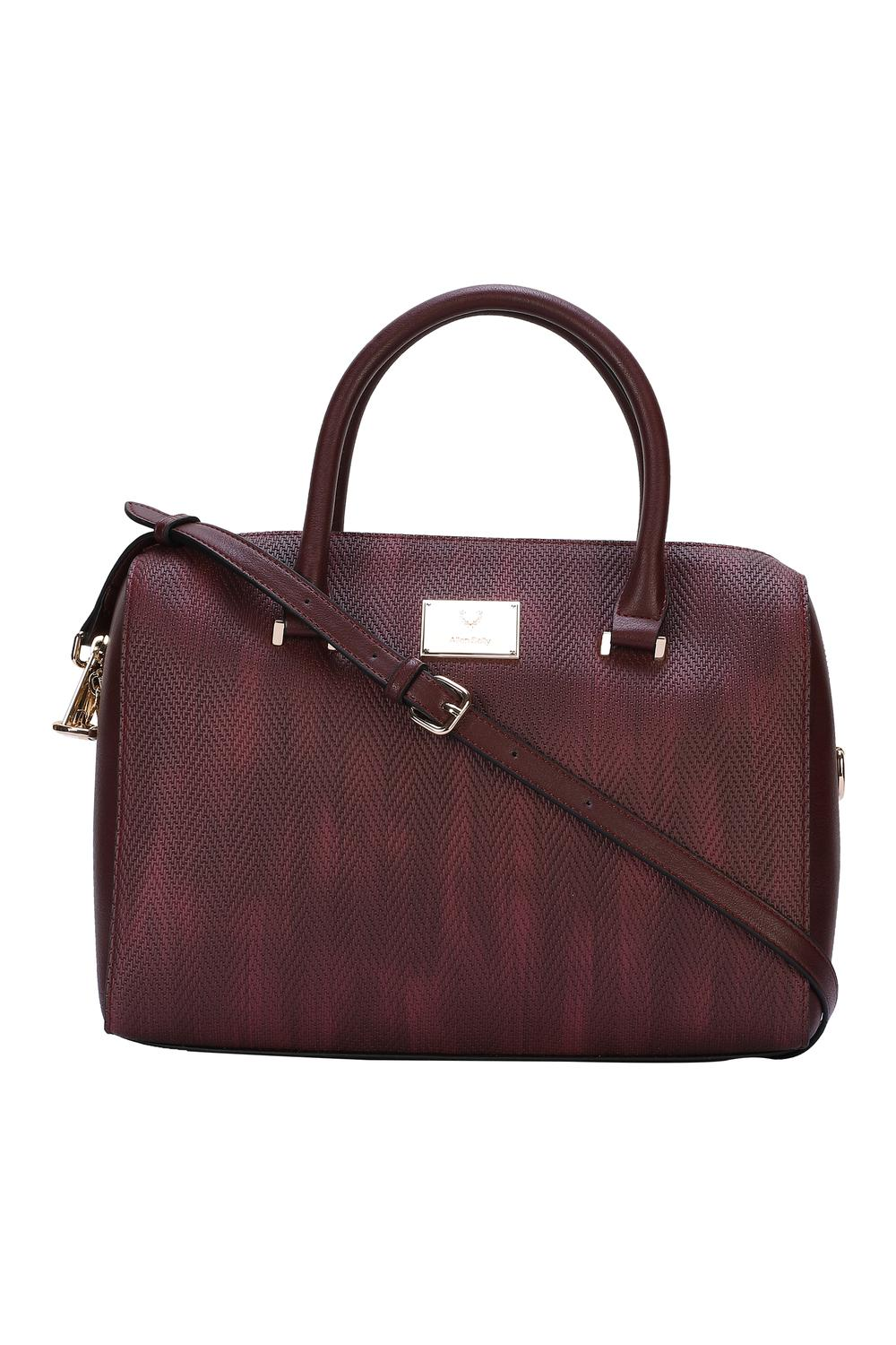 178e32adca Solly Fashion Accessories, Allen Solly Brown Handbag for Women at  Allensolly.com
