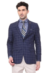 52da32b741db5c Buy Mens Allen Solly Blazer, Suits Online in India | Allensolly.com