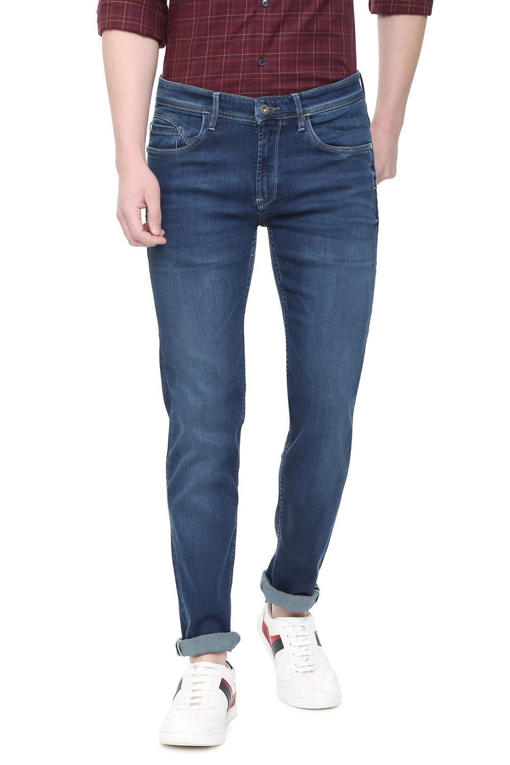 ff2deaa4e85 Solly Jeans Co Jeans, Allen Solly Blue Jeans for Men at Allensolly.com