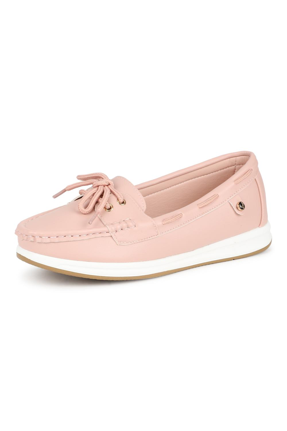 Allen Solly Pink Loafers
