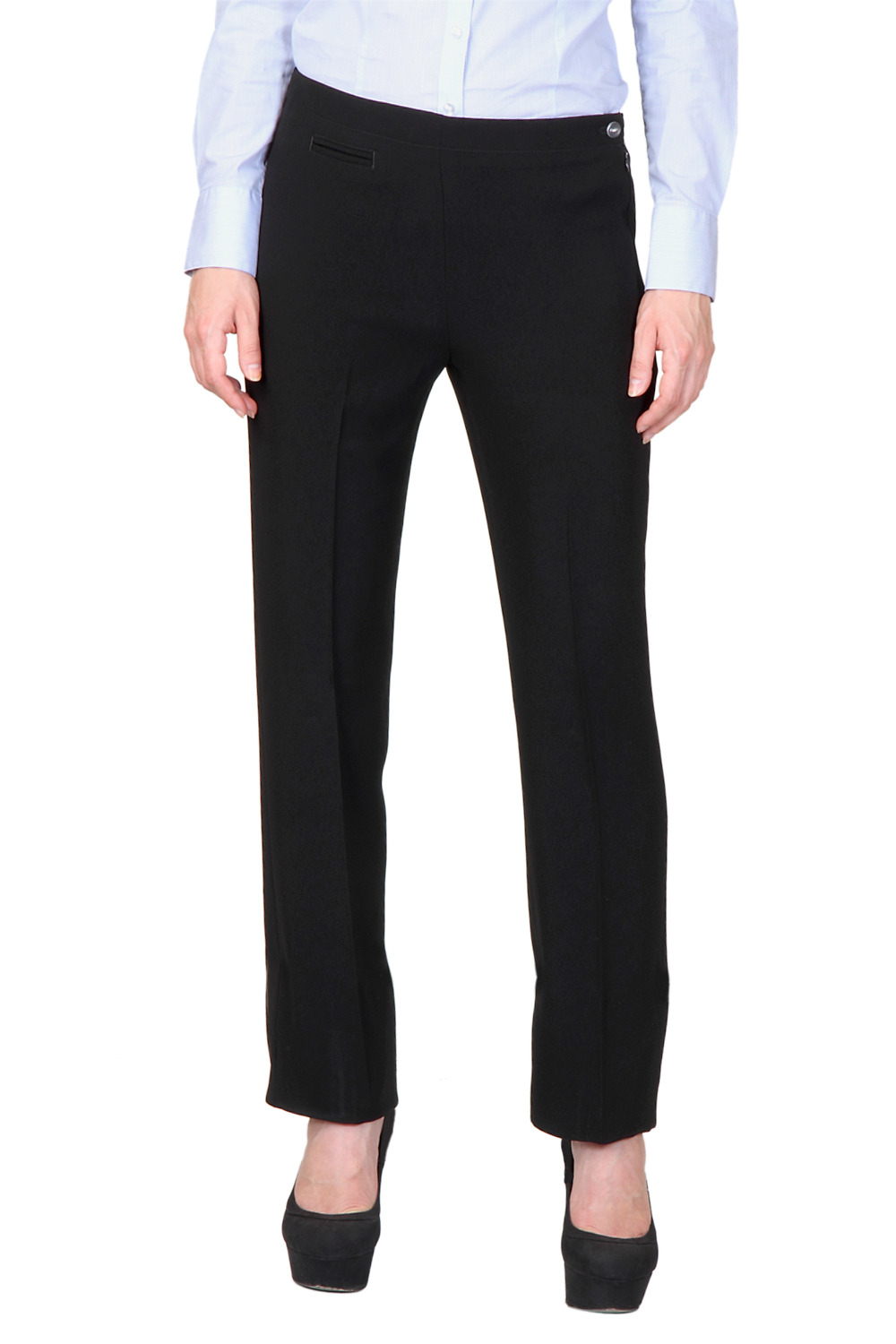 519a10a833ba42 Solly Trousers & Leggings, Allen Solly Black Trousers for Women at  Allensolly.com